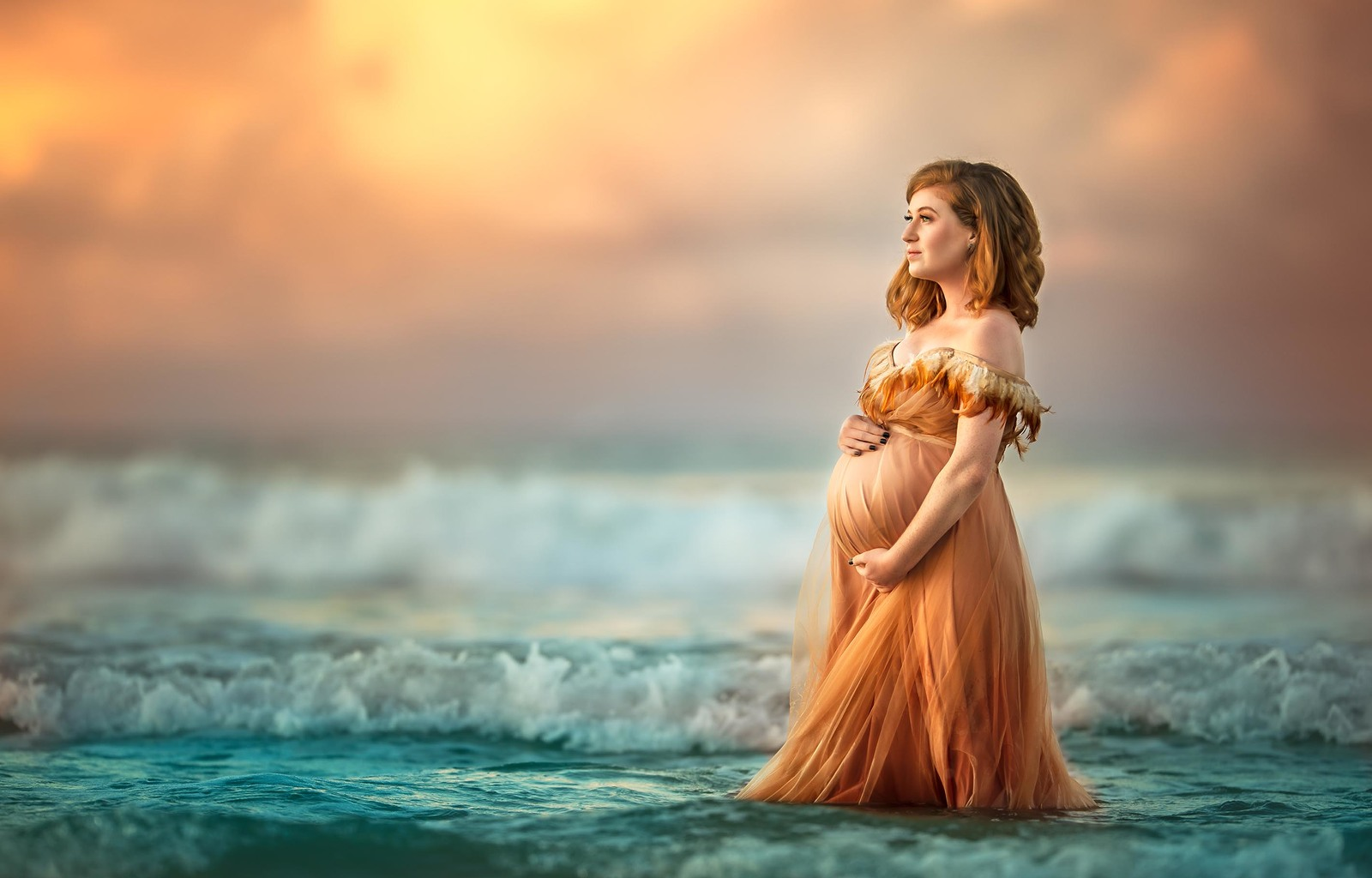 Sunshine Coast Maternity Photography